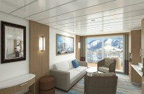Captain's Suite – Artist Renderings 1